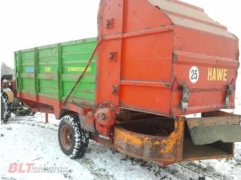 Hawe SVW 2 HBS - manure spreader