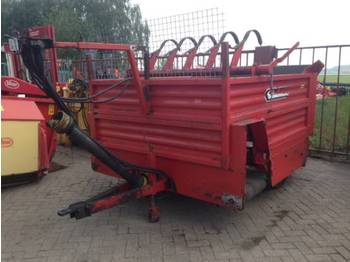 Schuitemaker AMIGO 20 BLOKKENWAGEN - manure spreader