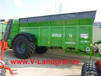 Manure spreader Unia Apollo Premium 16