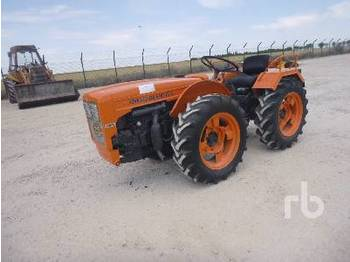 ISEKI TU170F 4WD mini tractor from Netherlands for sale at