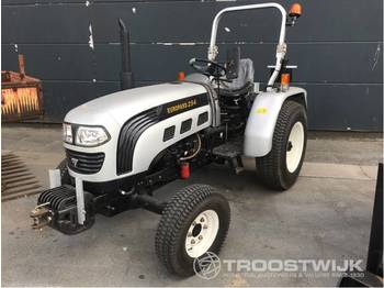 MITSUBISHI MT200 4WD mini tractor from France for sale at