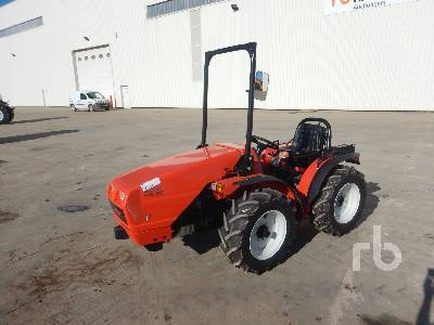 New GOLDONI EURO 45RS 4WD mini tractor for sale from France