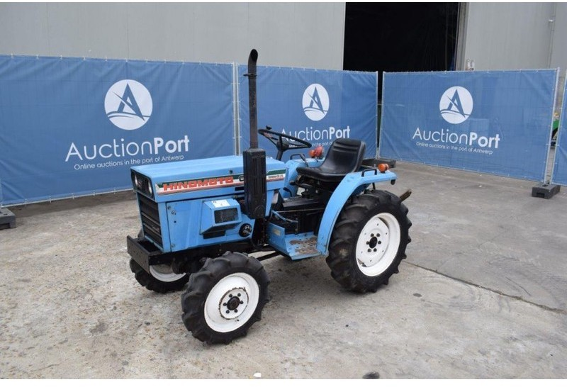 Mini tractor Hinomoto C174 - Truck1 ID: 3858455