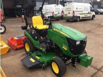 John Deere 1026R 60D - mini tractor