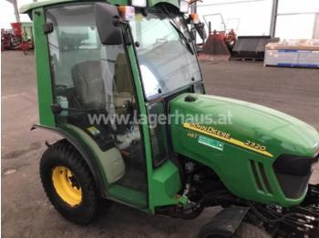 John Deere 2320 HST - mini tractor