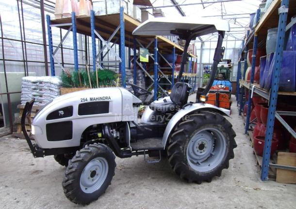 Mini tractor Mahindra 254 - Truck1 ID: 2855726