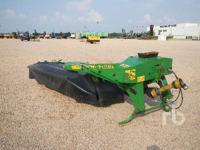 JOHN DEERE CC328A 2 5 M Rotary mower from France for sale at