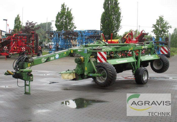 krone easycut 6210 cv mower from germany for sale at