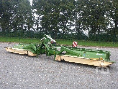 Krone EASYCUT 9140 CV Disc mower from Germany for sale at