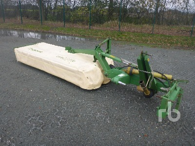 Krone EASY CUT 320 Disc mower from Germany for sale at