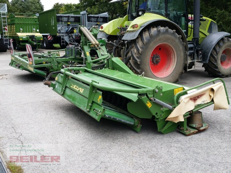 krone easy cut 9140 cv collect   f32cv float mower from