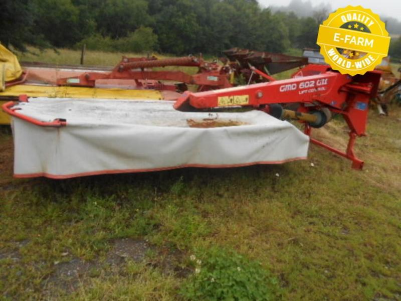 kuhn gmd 602 gii mower from germany for sale at truck1 id 3098158 rh truck1 eu