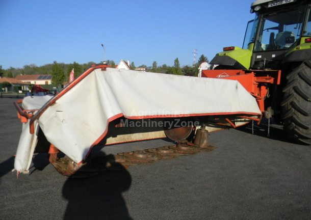 kuhn gmd 602 lift control mower from france for sale at truck1 id rh truck1 eu