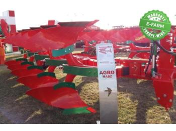 Agro-Masz POR5 5FERS REVERSIBLE NON STOP - plow