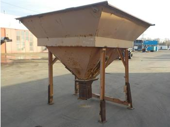 Funnel - post-harvest equipment