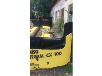 BISO CX100 - rapeseed header extension