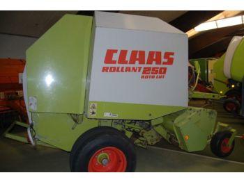 مكبس القش الدائري CLAAS Rollant 250 RotoCut