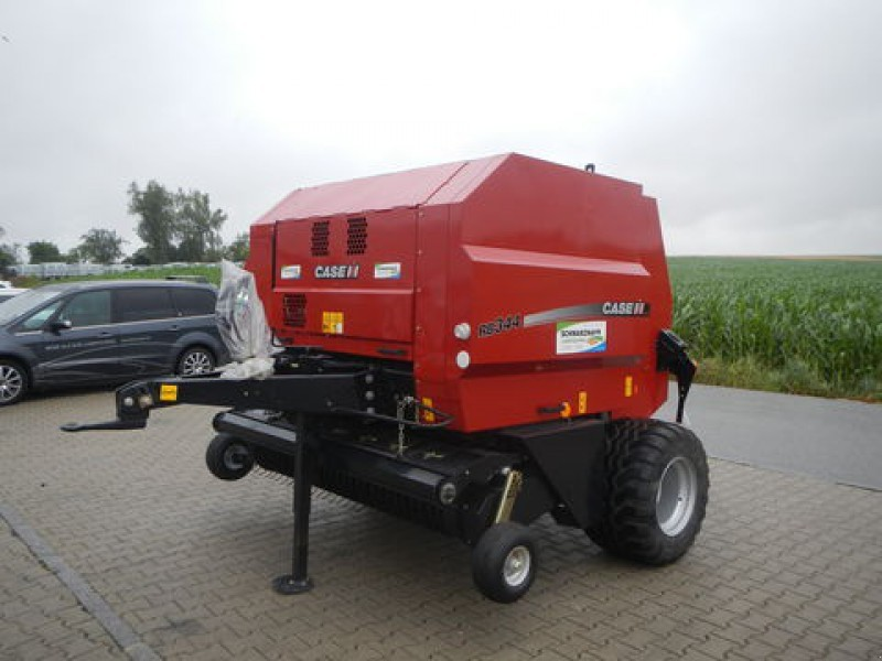 Case IH Case RB 344 ALL 02 round baler from Austria for sale