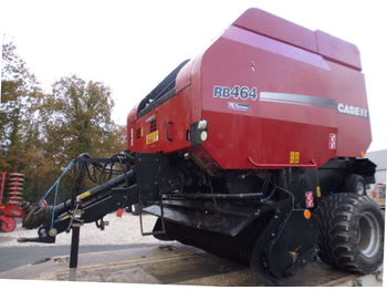 Case IH RB464 round baler from France for sale at Truck1, ID: 3694279