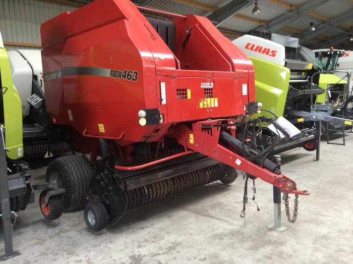 Round baler Case-IH RBX 463 IS - Truck1 ID: 1614493