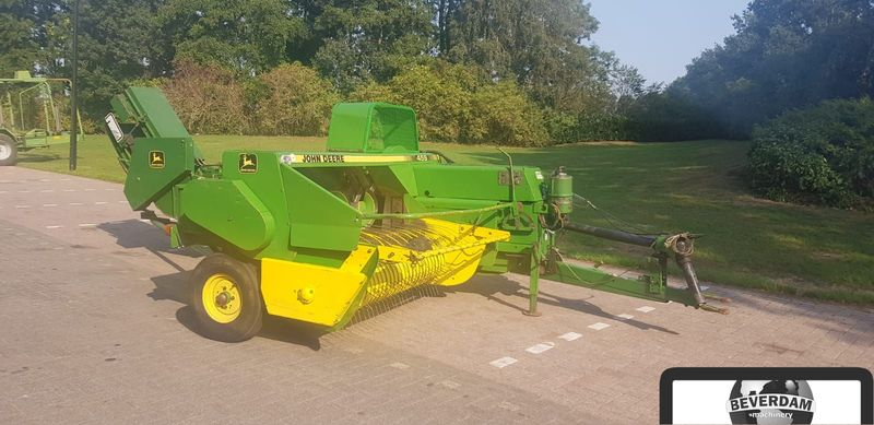 John Deere 459 round baler from Netherlands for sale at Truck1, ID