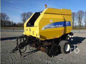 Round baler NEW HOLLAND BR7070CC Round