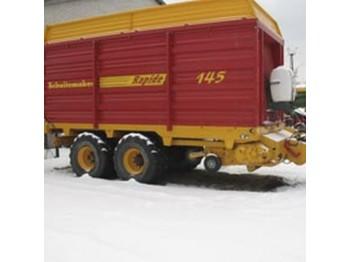 Schuitemaker RAPIDE 145S - agricultural machinery