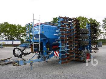 LEMKEN COMPACT 9 Air Seeder Combination - seed drill