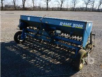 Seed drill RABE RASAT 3000
