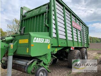 Bergmann CAREX 38 S - self-loading wagon