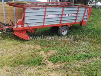 Self-loading wagon GRUBER LH 28 VARIO - PRIVAT