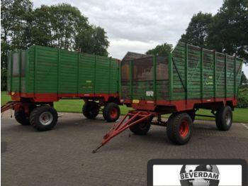 Hawe 8.Ton - self-loading wagon