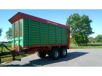 Hawe SLW 25 T - self-loading wagon