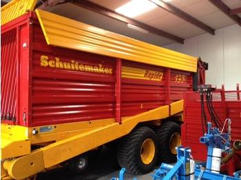 SCHUITEMAKER RAPIDE 135V - self-loading wagon