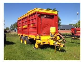 SCHUITEMAKER RAPIDE 145 - self-loading wagon