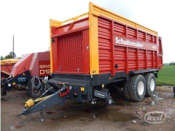 Schuitemaker Rapide660-S Snittvagn / självlastarvagn -13  - self-loading wagon