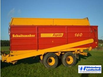 Schuitemaker Rapide 160 SW - self-loading wagon