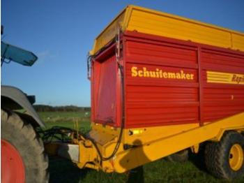Schuitemaker SR Holland Rapide 160 SW - self-loading wagon