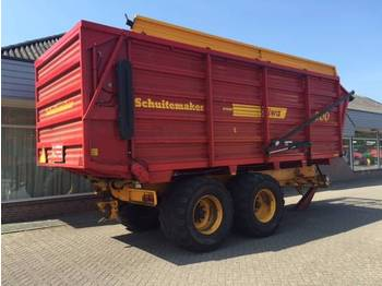 Schuitemaker Siwa 200 2x! - self-loading wagon
