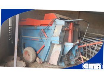Caquevel 4045 DP - silo equipment