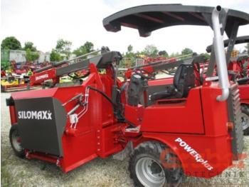 Gruber SVT 3545 W - silo equipment