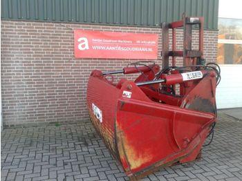 Silo equipment RED Rock kuilhapper