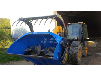 Robert BMV 23 - silo equipment