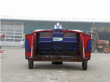 Siloking Mayer DA 2500 gezoge - agricultural machinery