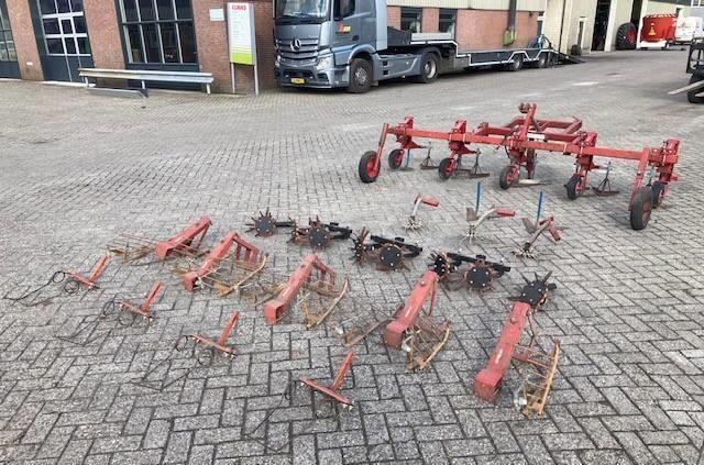 soil tillage equipment Steketee schoffelmachine