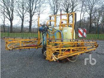 Dubex 8 3 Pt Hitch - sprayer