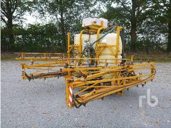 Dubex M8 3 Pt Hitch - sprayer