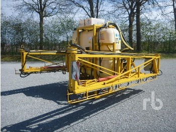 Dubex MODELL 8 3 Pt Hitch - sprayer