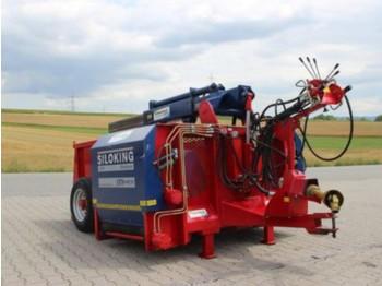 Siloking Mayer DA 3600 gezogen Austragung li+re - storage equipment