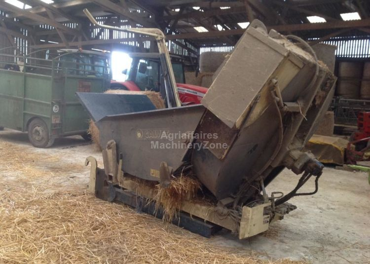 Straw shredder Calvet DP 200 R - Truck1 ID: 3251117